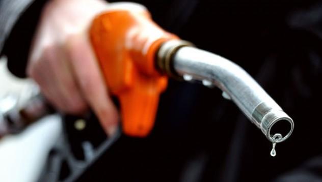 1049 литра бензин за 1 лев
