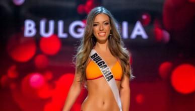 Жената с най-красиво тяло във Вселената е българка