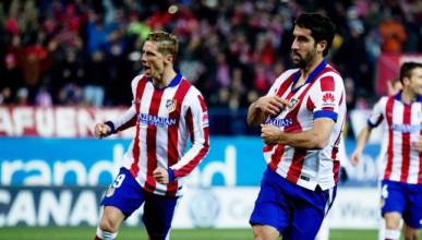 Атлетико напляскаха Реал