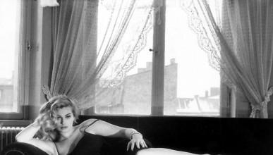 Анита Екберг почина на 83-годишна възраст