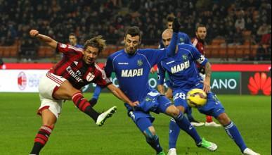 Милан нямаше проблеми със Сасуоло