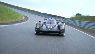 Porsche представи болида за 24-часовите състезания