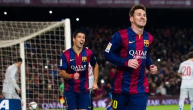 Барселона с един гол пред Атлетико