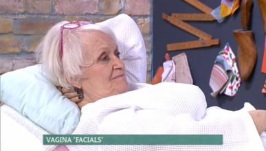 74-годишна жена подмлади своята вагина