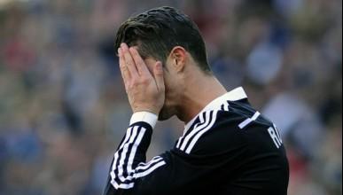 Роналдо започва да изпуска нервите си