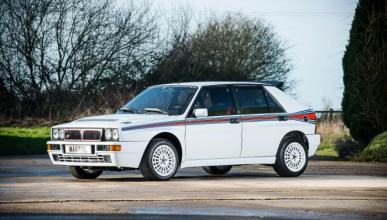 Lancia Delta Integrale на търг