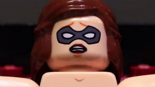 50 нюанса LEGO