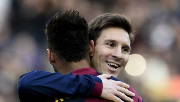 Барселона с лесна победа