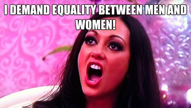 Феминистките победиха