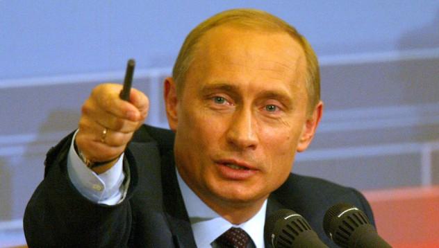 Путин с повече пари от Бил Гейтс