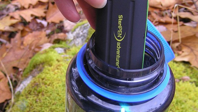 UV пречиствател на вода
