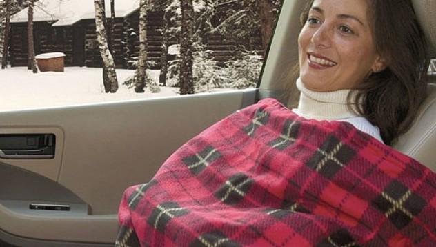 Електрическо одеяло за кола