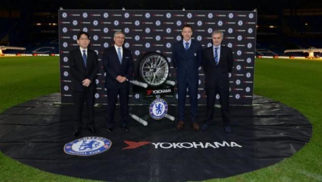 Yokohama са новия спонсор на Челси