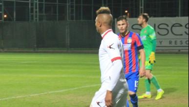 ЦСКА изгуби от Стяуа
