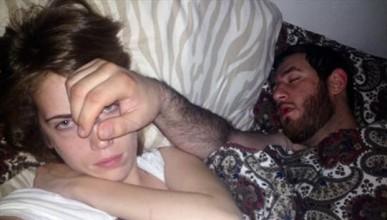Да спиш с непозната