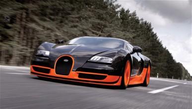 Изпускателна система за Veyron