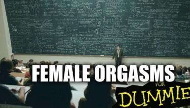 Женският оргазъм