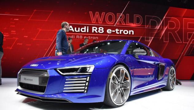 Audi представи новия R8