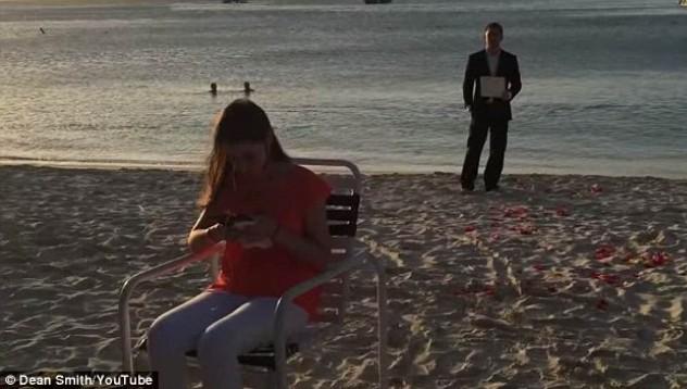 Най-дългото предложение за брак