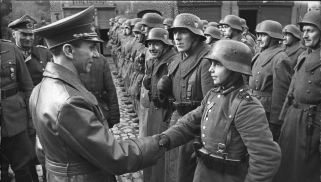 Армиите, които изпратиха деца на фронта