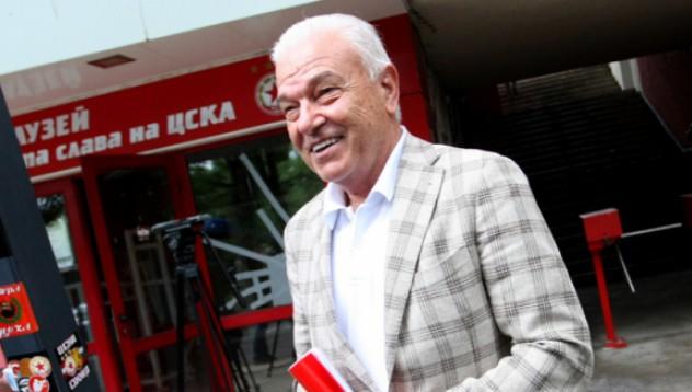 Манджуков напуска ЦСКА