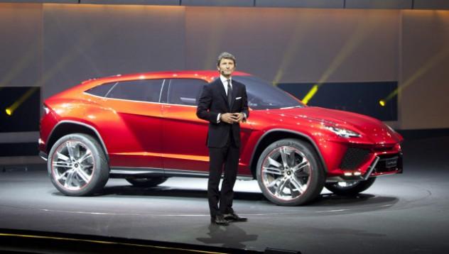 Lamborghini Urus ще се предлага с турби и хибридна система