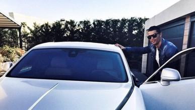Новият Rolls Royce на Роналдо и Maserati-то на Меси