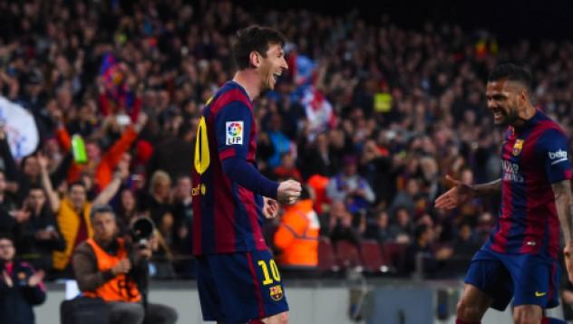 Барселона пребори Алмерия