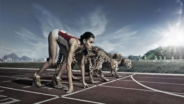 Тичането привлича повече жени от фитнеса