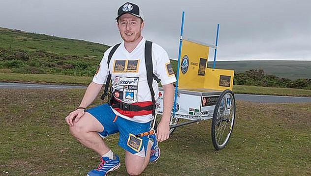 Да обиколиш света за 2 години с тичане