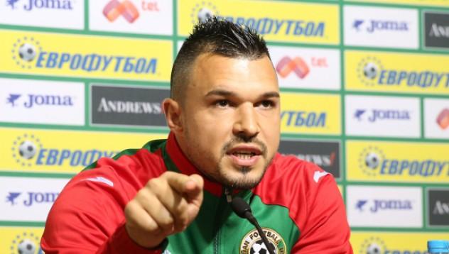 Божинов се завръща в Левски