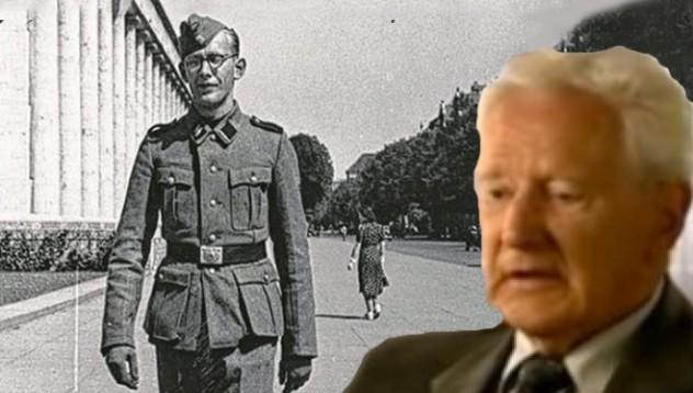 Един от последните SS офицери проговаря