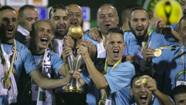 Алжирското първенство дава най-много на своите фенове