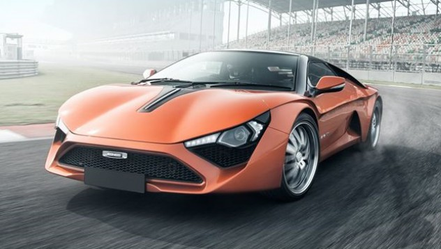 Индия представи своя суперавтомобил