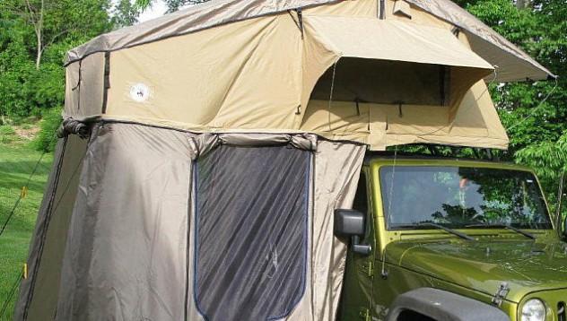 Превърни колата в кампер