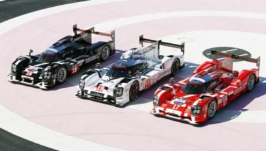 Porsche представи своите бойци за Льо Ман