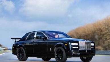 Rolls-Royce 4x4 Mule
