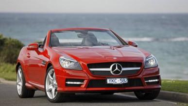 Новите двигатели за Mercedes-Benz SLK