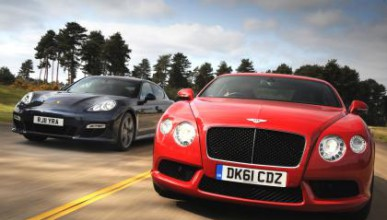 Bentley и Porsche най-надеждната покупка втора ръка