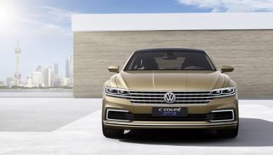 VW представя C Coupe GTE