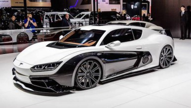 Китай представя своя първи суперавтомобил