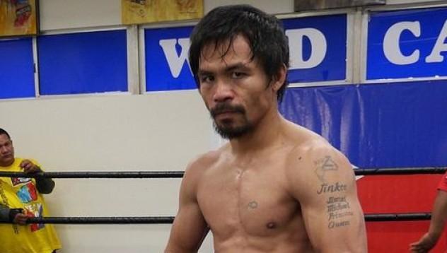 Как един от най-богатите боксьори харчи парите си