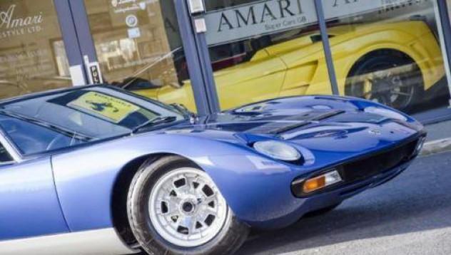 Купете Lamborghini-то на Род Стюарт