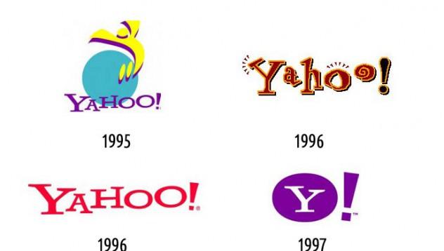 Как се промениха логата на големите компании