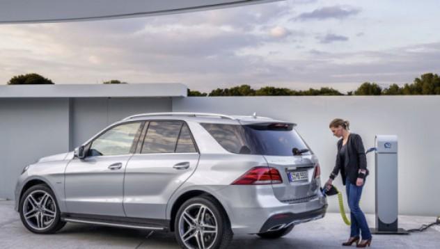 Mercedes-Benz GLE500e променя всичко