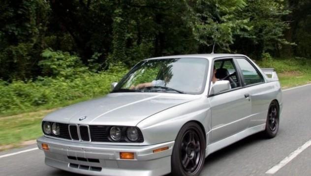 BMW от 1988 година за 225 000 долара