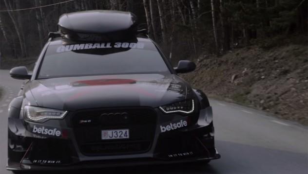 Audi RS6 DTM ще ви повози безплатно в Стокхолм