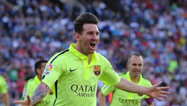 Барселона сложи край на интригата