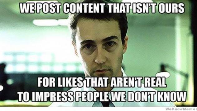 Статусите в социалната мрежа показват какъв човек си