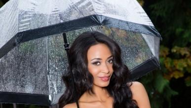 Мис Литъл обича дъжда